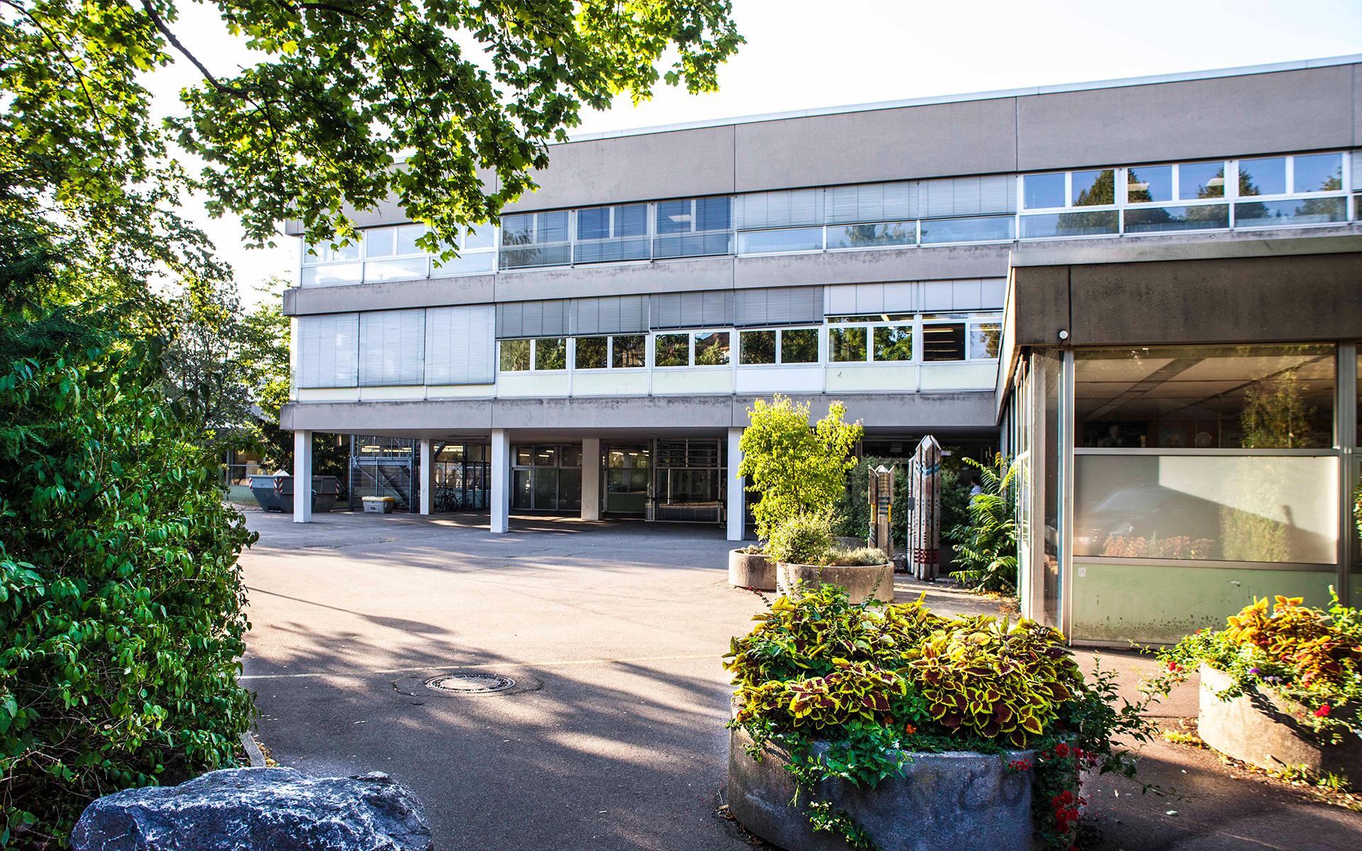 Gebäude Abendrealschule Ludwigsburg