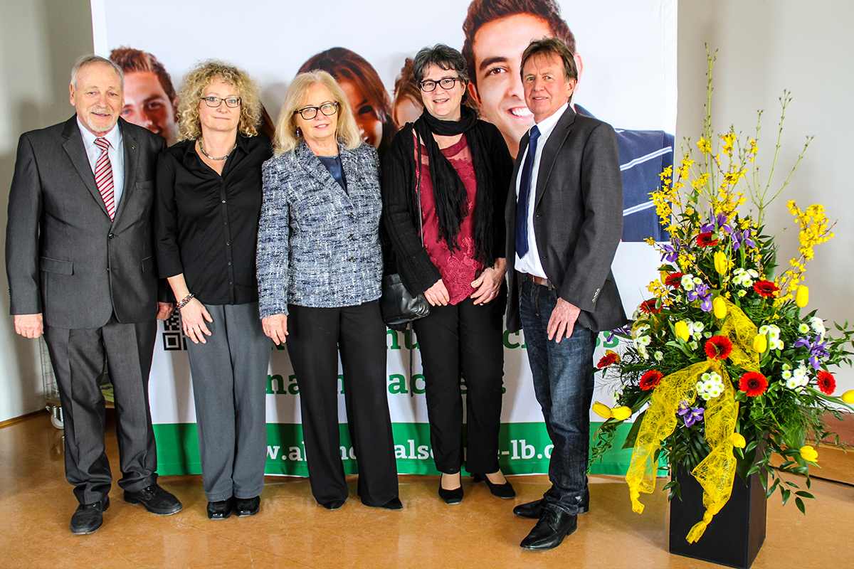 50 Jähriges Jubiläum Abendrealschule Ludwigsburg